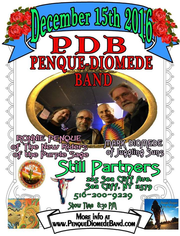 The Penque-Diomede Band @ Still Partners - Sea Cliff, NY