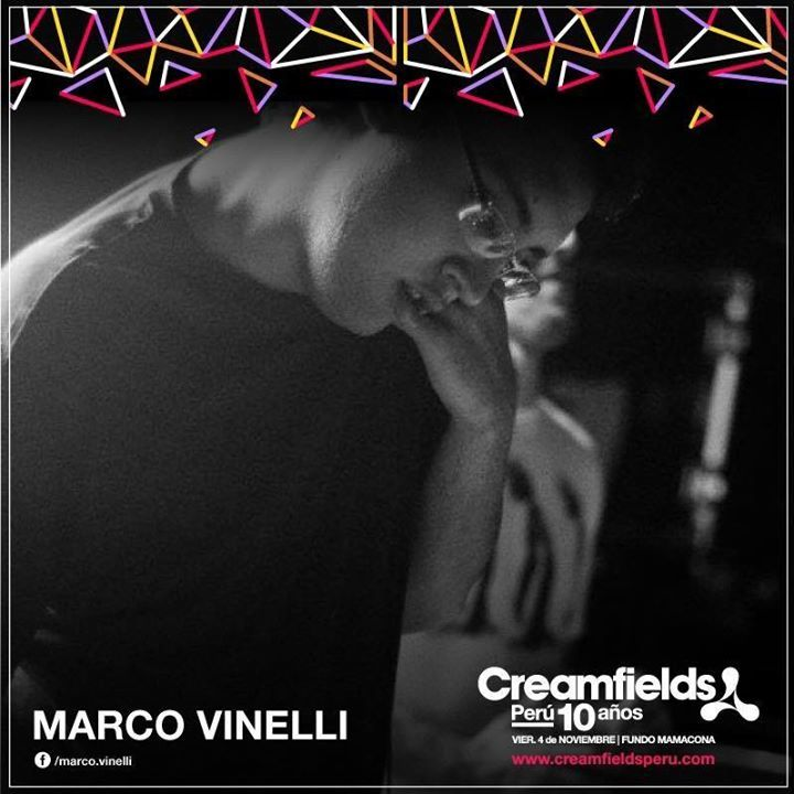 Marco Vinelli Tour Dates