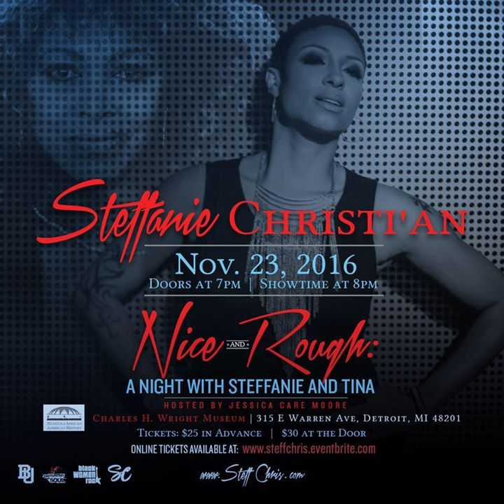 Steffanie Christi'an Tour Dates
