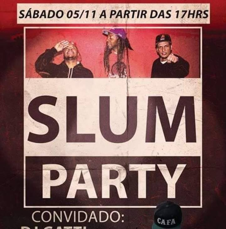 Slum Party Tour Dates