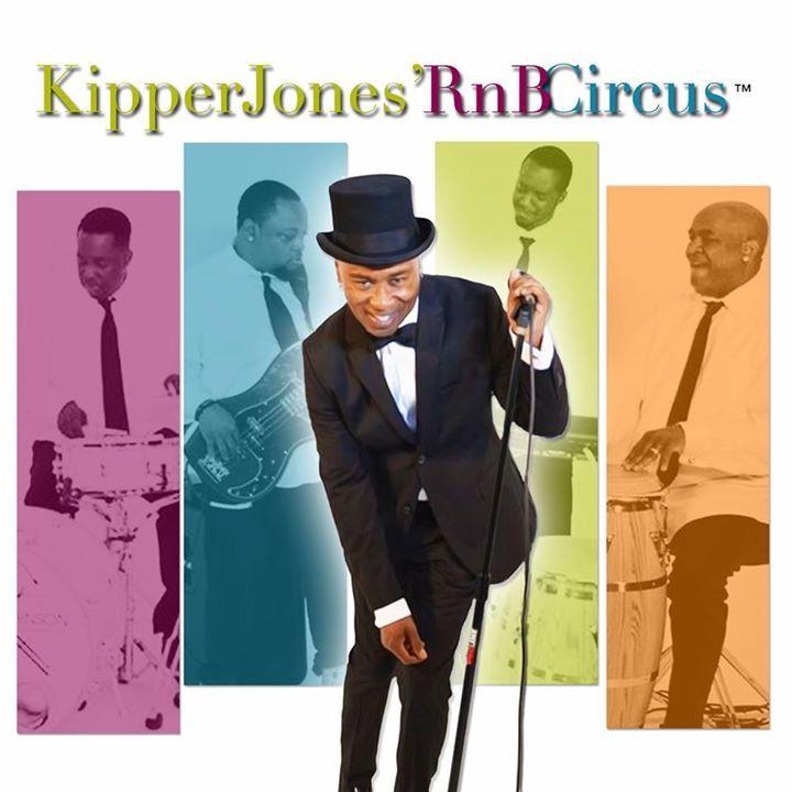 Kipper Jones' RnB Circus Tour Dates