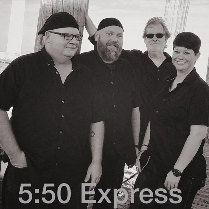 5:50 Express @ Moe's  - Daphne, AL