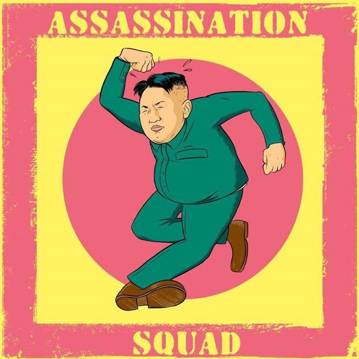 Assassination Squad Tour Dates
