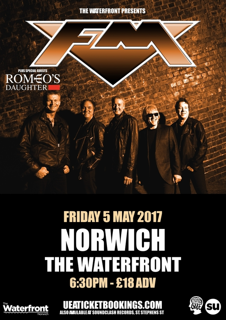 FM @ The Waterfront - Norwich, United Kingdom