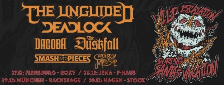 The Duskfall @ F-Haus - Jena, Germany