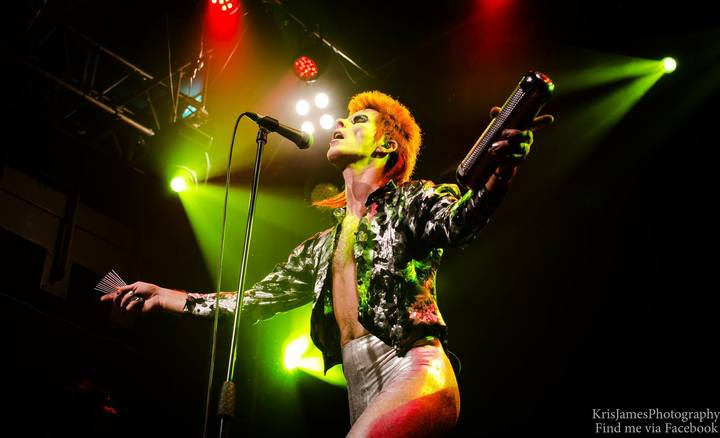Absolute Bowie Band @ Warehouse23 - Wakefield, United Kingdom