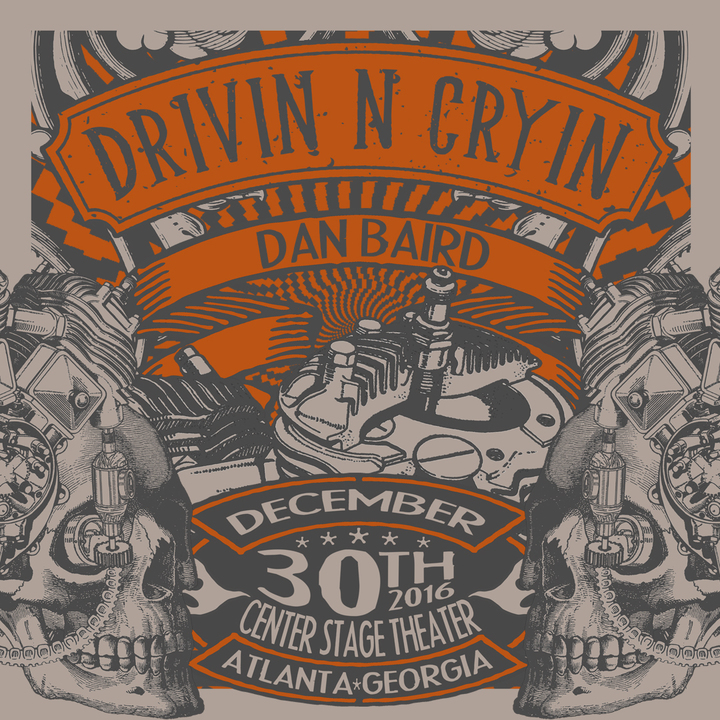 Drivin' N' Cryin' @ Center Stage Theater - Atlanta, GA