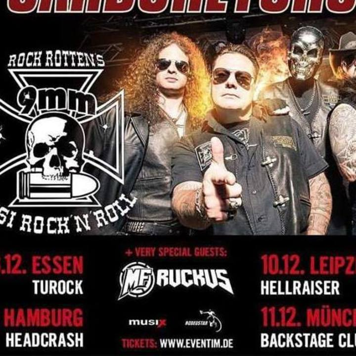 9mm Assi Rock Tour Dates