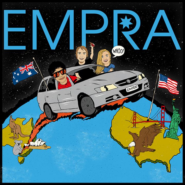 Empra Tour Dates