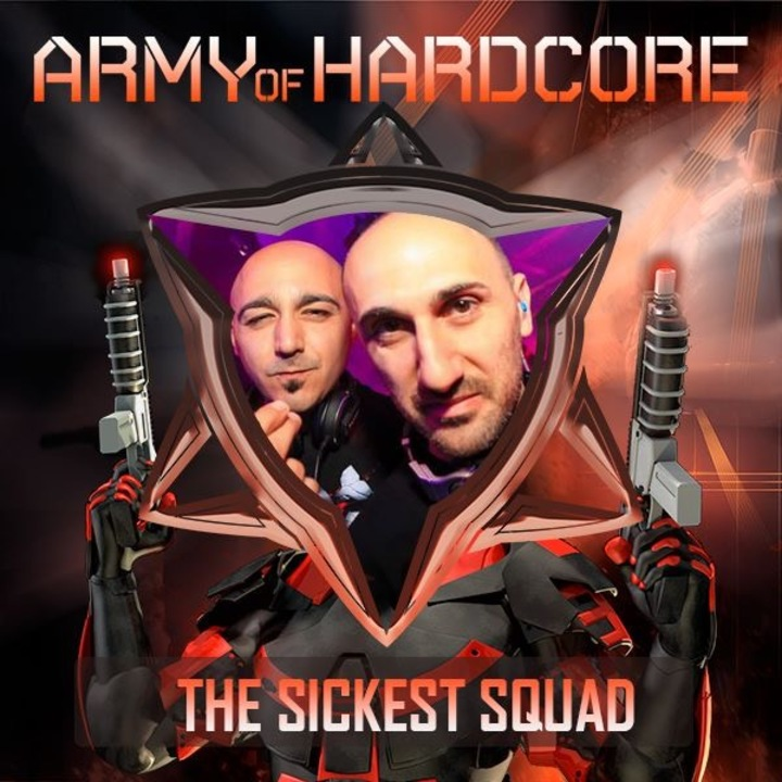 The Sickest Squad @ Army of Hardcore 2016 - Oberhausen, Germany