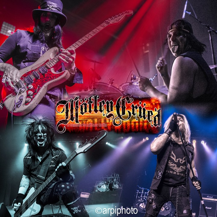 Fan Halen @ Motley Crue'd @ Slidebar - Fullerton, CA