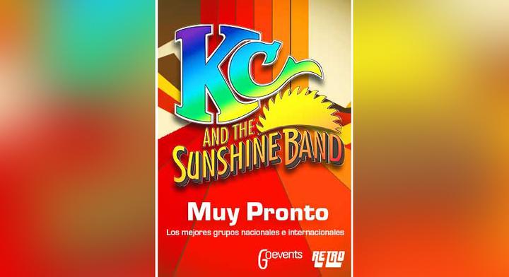KC and The Sunshine Band @ El Tajo, Parque Diversiones - San Jose, Costa Rica
