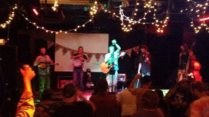 Restless Leg String Band @ Boulevard Tavern - Charleston, WV
