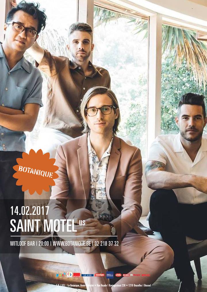 Saint Motel @ Botanique - Brussels, Belgium