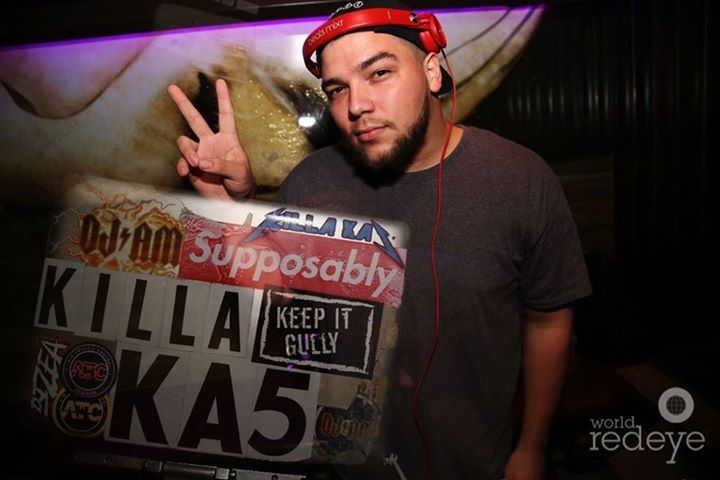 DJ KA5 @ Wood Tavern - Wynwood, FL