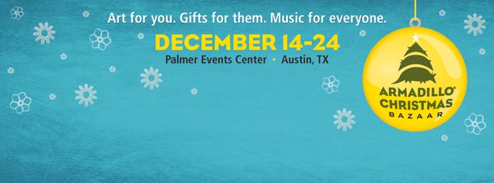 Clay McClinton @ Armadillo Christmas Bazaar - Austin, TX