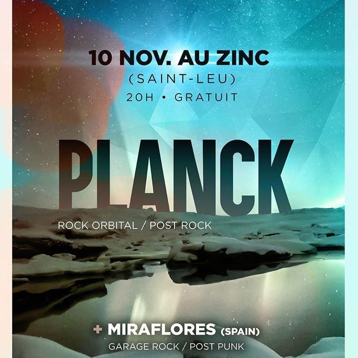 Planck Tour Dates
