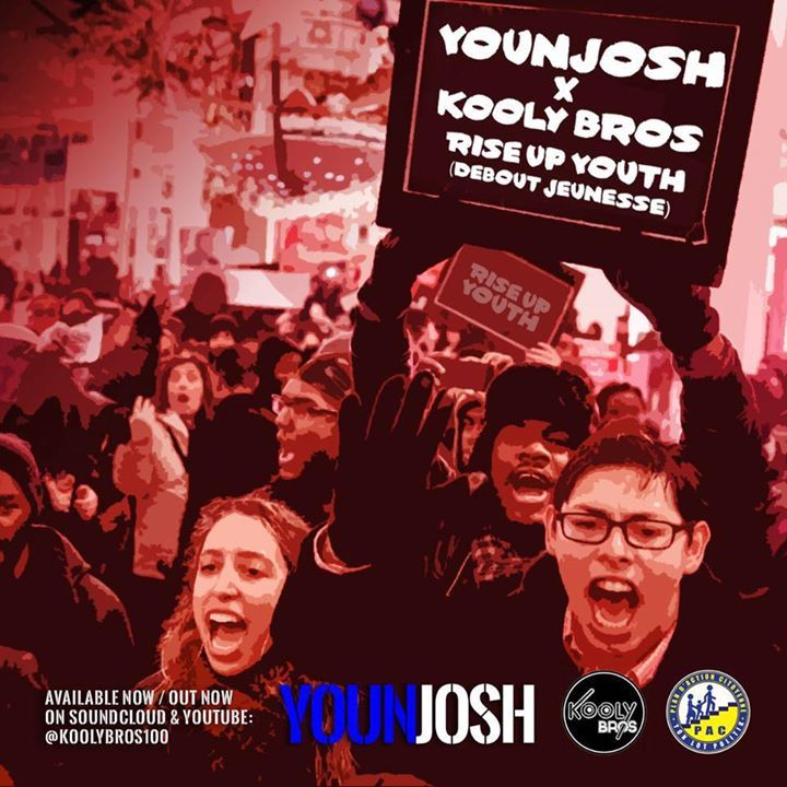 Younjosh Tour Dates