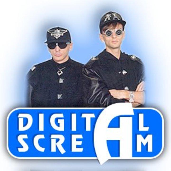 Digital Scream Tour Dates