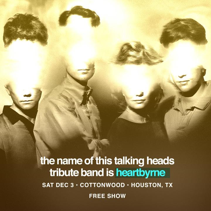 Heart Byrne @ Cottonwood - Houston, TX