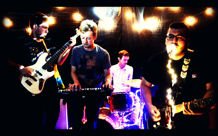 Bronco Simmons @ Sahara Lounge - Austin, TX