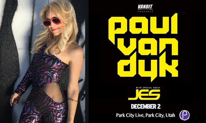 JES @ Park City Live - Park City, UT