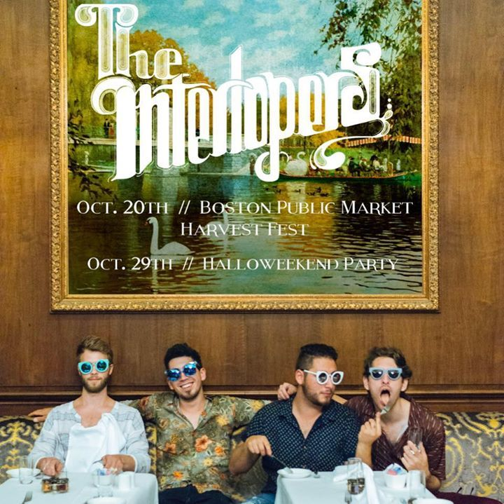 The Interlopers Music Tour Dates
