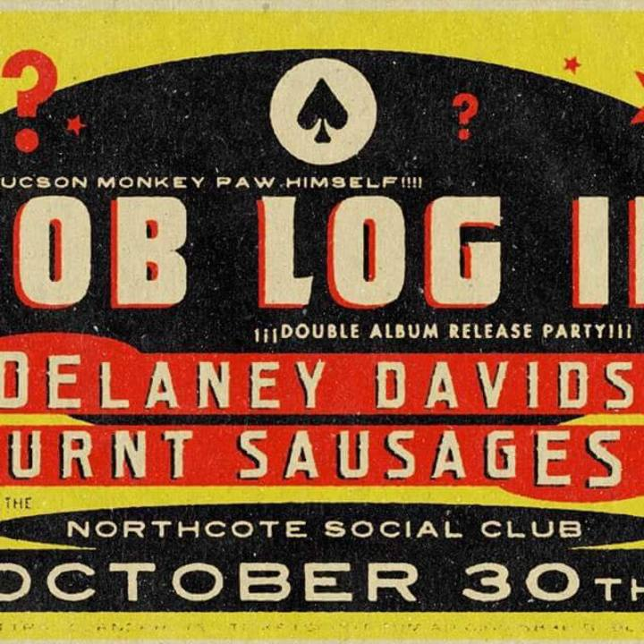 Bob Log III Tour Dates