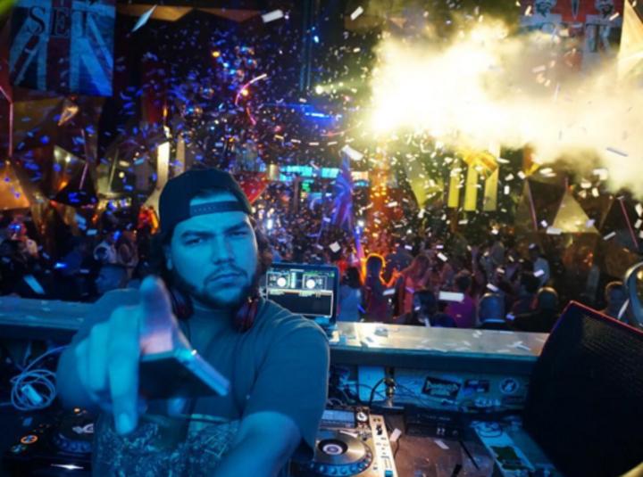 DJ KA5 @ STK - Miami Beach, FL