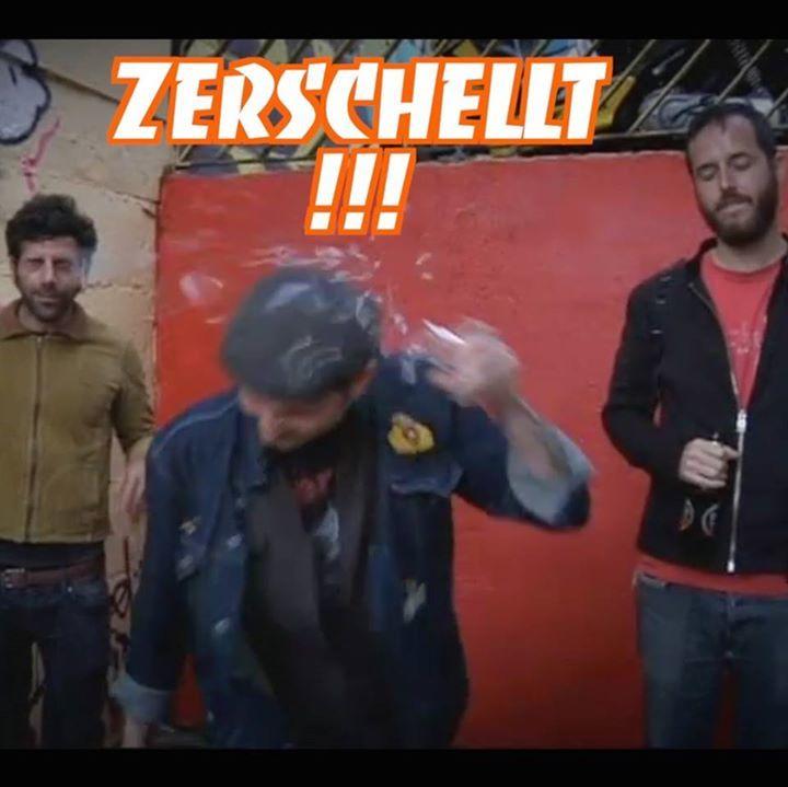 Zerschellt Official Tour Dates