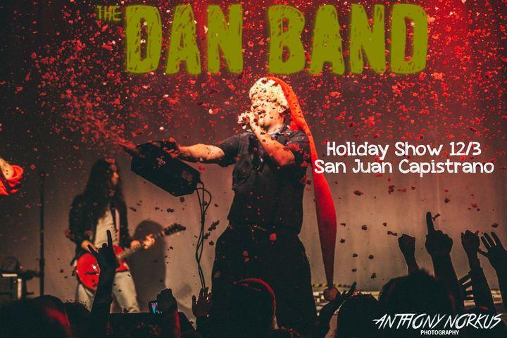 The Dan Band @ The Coach House - San Juan Capistrano, CA