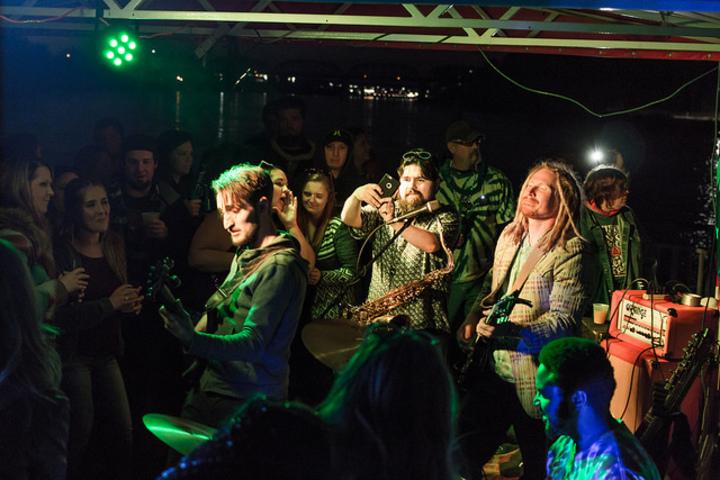 Kris Lager Band @ Smiths Olde Bar - Atlanta, GA