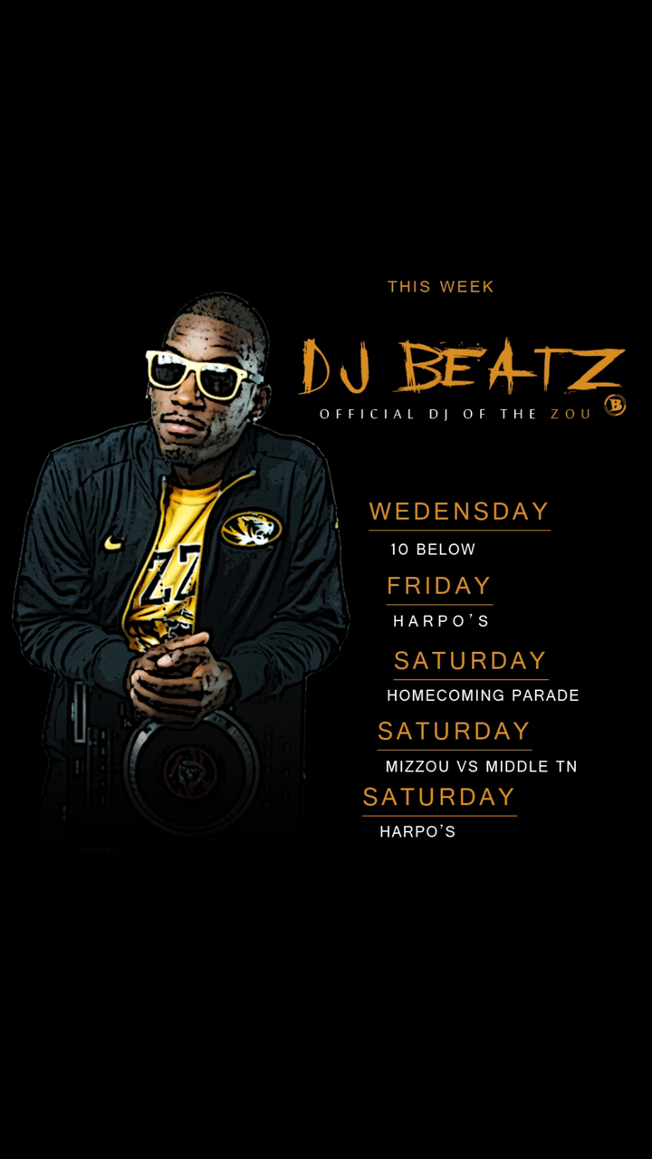 Dj Beatz Tour Dates