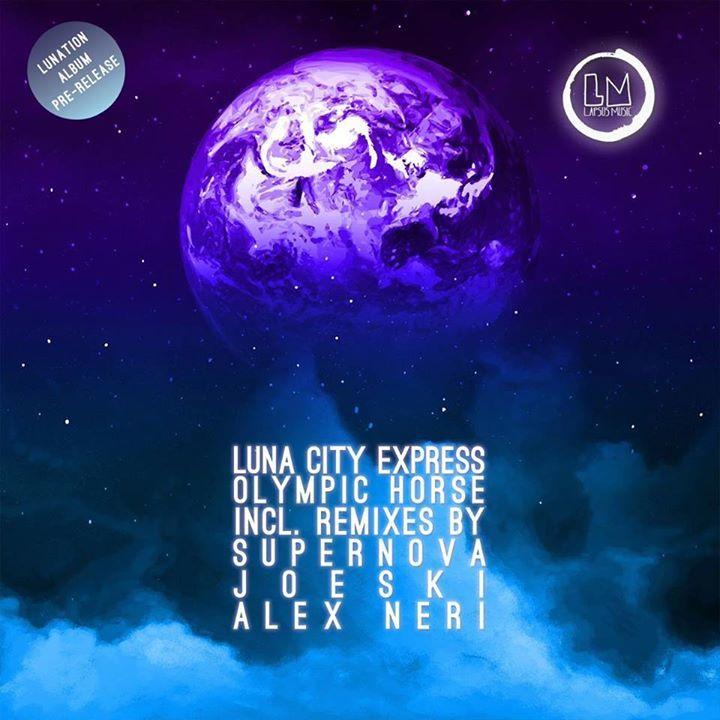 Luna City Express Tour Dates