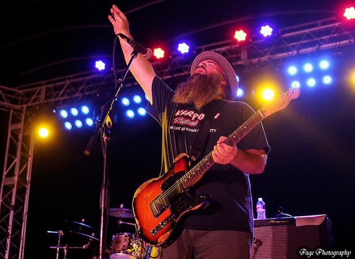 Harlis Sweetwater Band @ Rhythm Room - Phoenix, AZ
