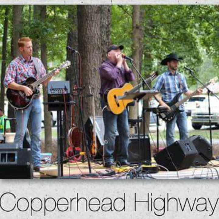 Copperhead Highway Tour Dates
