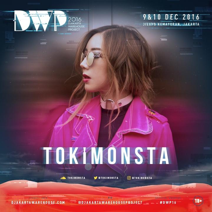 TOKiMONSTA @ djakarta Warehouse  - Jakarta, Indonesia