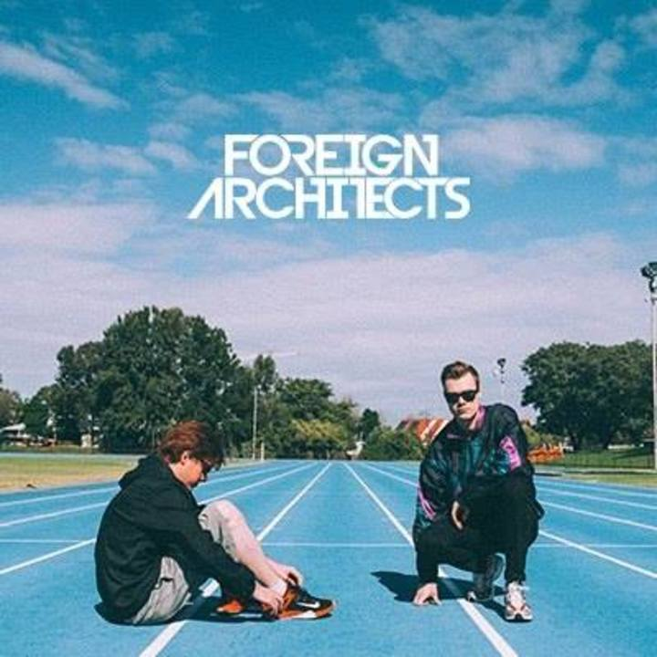 Foreign Architects Tour Dates