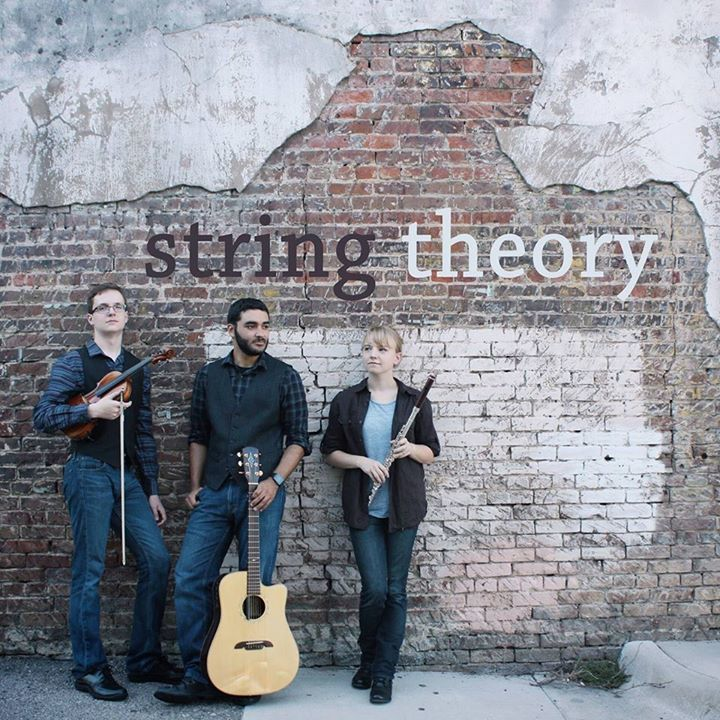 String Theory @ Trinity Hall Pub - Dallas, TX