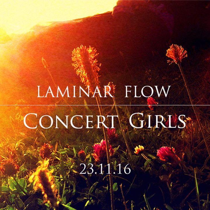 Laminar Flow Tour Dates