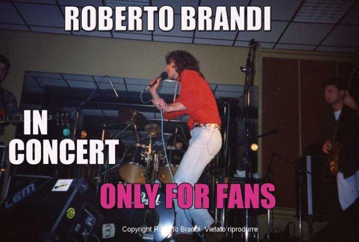 Roberto Brandi Tour Dates