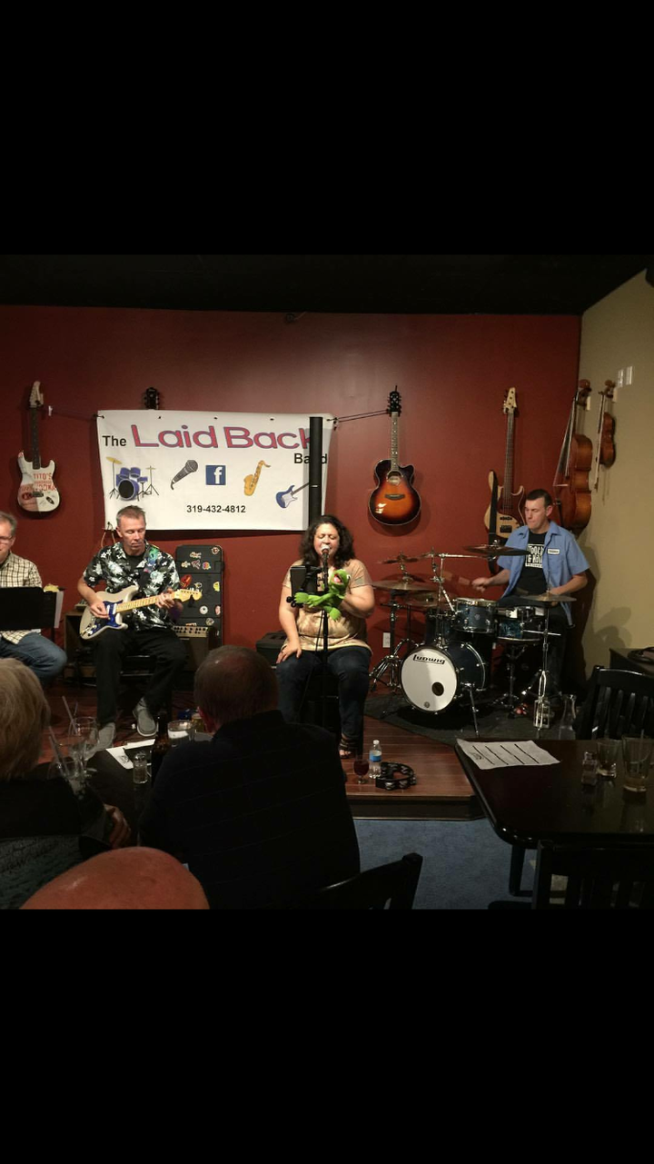 The Laid Back Band @ Ramsey's Wine Bistro  - Marion, IA