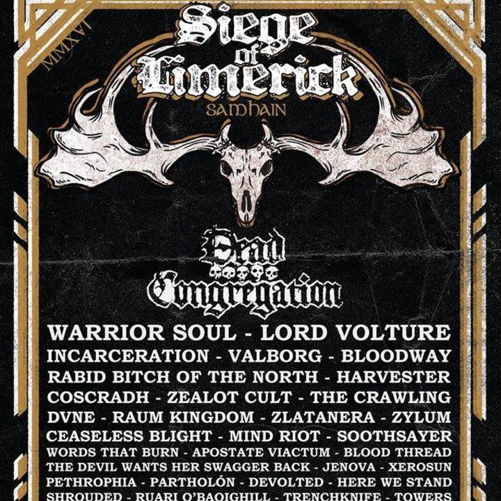 Shrouded Tour Dates
