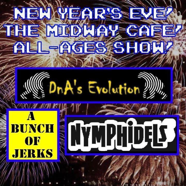 DnA's Evolution Tour Dates