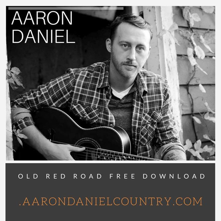 Aaron Daniel Tour Dates