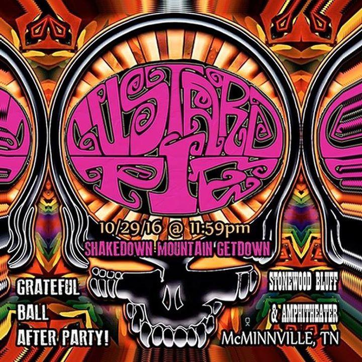 Custard Pie Tour Dates