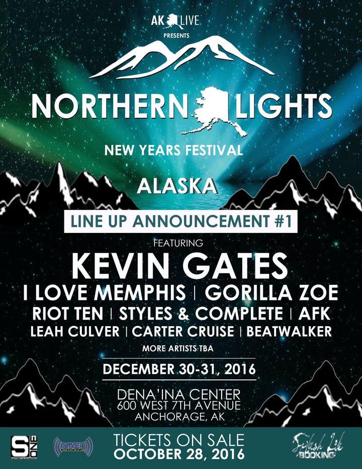A F K @ Dena'ina Civic & Convention Center - Anchorage, AK