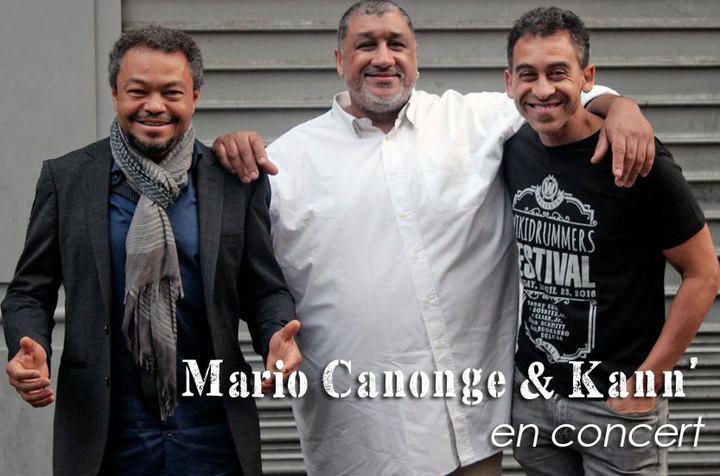Mario Canonge @ LA CARAVELLE - Meaux, France