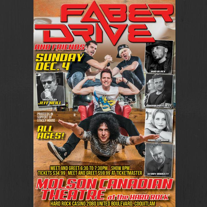 Faber Drive Tour Dates