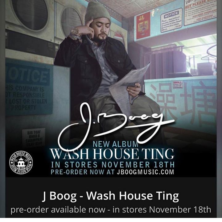 J Boog Tour Dates